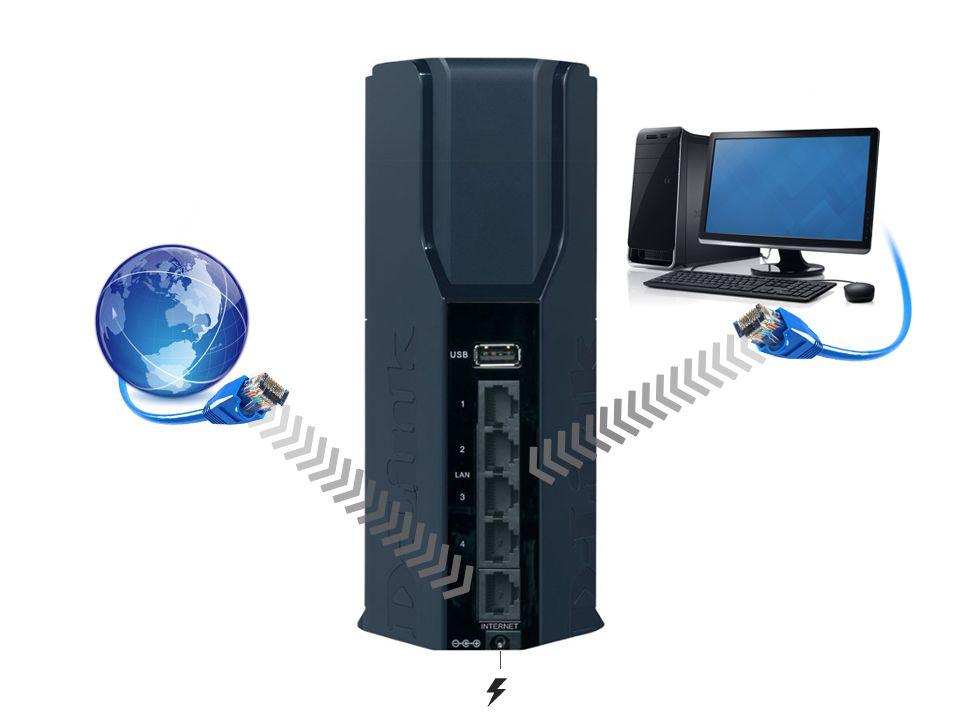 Подключение и настройка роутера D-Link DIR-645