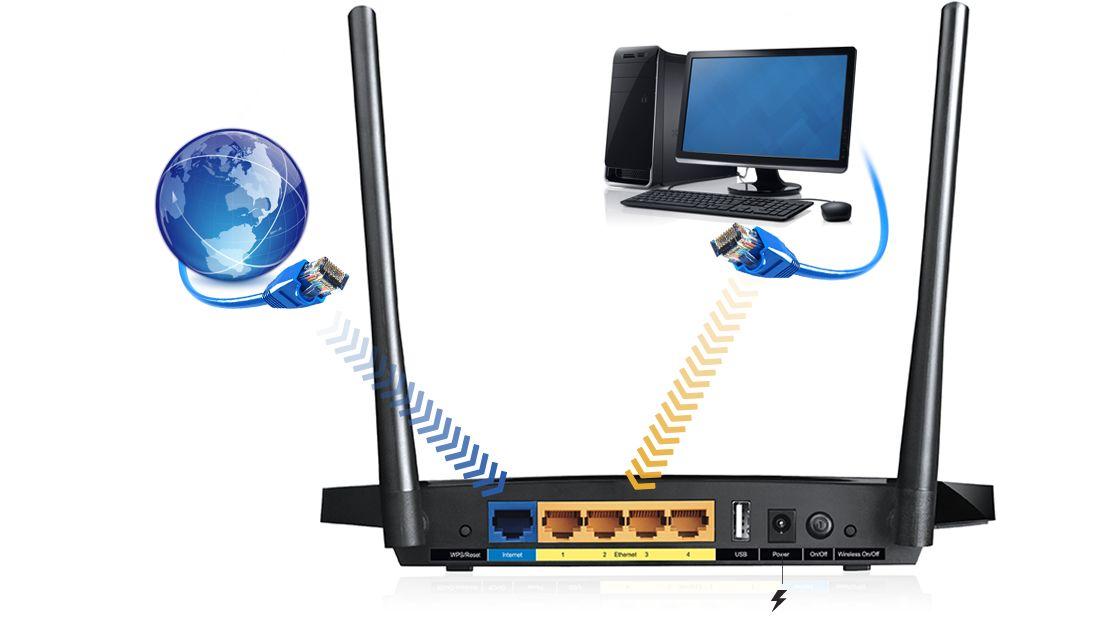 Подключение и настройка роутера TP-Link TL-WDR3500